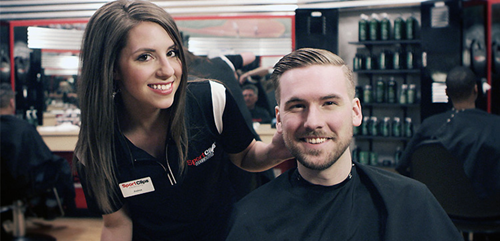 Sport Clips Haircuts of East Millcreek - Canyon Rim Haircuts